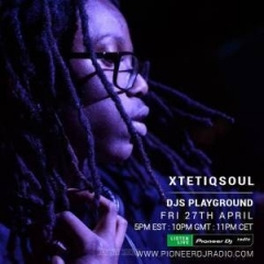 XtetiQsoul - PioneerDJ Radio Mix